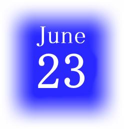 [誕生日占い]6月23日生まれは恋愛体質!基本性格や恋愛運は?