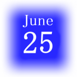 [誕生日占い]6月25日生まれは情にもろい人!運気や裏の顔はこんな人!