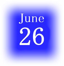 [誕生日占い]6月26日生まれはスタミナ満点の元気人!性格や恋愛の傾向は?