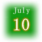 [誕生日占い]7月10日生まれは芯が強い人?基本性格や恋愛・裏の顔!