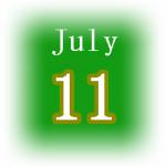 [誕生日占い]7月11日生まれは情報通!基本的な性格や恋愛運・そして裏の顔をご紹介します。