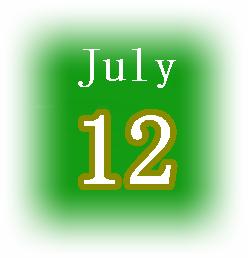[誕生日占い]7月12日生まれは気配り上手?裏の顔は独裁者?