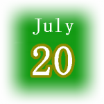 [誕生日占い]7月20日生まれは刺激を求めるスリリングな人!