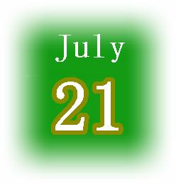 [誕生日占い]7月21日生まれは目立ちたがり屋で争い好きな人?性格や裏の顔をご紹介!