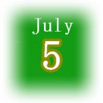 [誕生日占い]7月5日生まれの性格や相性は?裏の顔はどんな顔?