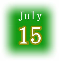 [誕生日占い]7月15日生まれは頭の良い戦略家!基本性格や恋愛運は?