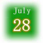 [誕生日占い]7月28日生まれは異常な負けず嫌い!基本性格と恋愛の傾向、そして裏の顔。