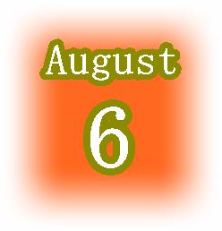 [誕生日占い]8月6日生まれは好奇心旺盛でハプニング大好き人間!基本的な運気は?